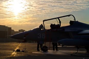 36 - Russia - Air Force Yakovlev Yak-130