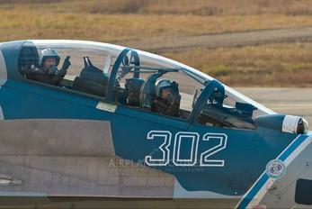 302 - Irkut-Avia Sukhoi Su-30KN