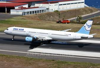 F-GUAA - Aigle Azur Airbus A321