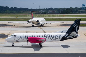 N438XJ - Silver Airways SAAB 340