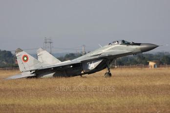 24 - Bulgaria - Air Force Mikoyan-Gurevich MiG-29A