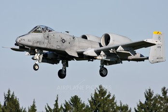 80-0275 - USA - Air Force Fairchild A-10 Thunderbolt II (all models)