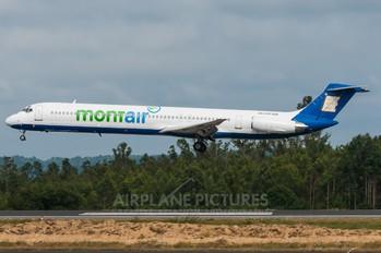 9A-CDD - Mont Air McDonnell Douglas MD-82