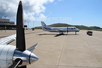 G-LGND - FlyBe - Loganair SAAB 340