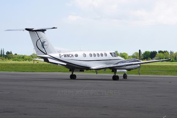 G-WNCH - Synergy Aircraft Leasing Beechcraft 200 King Air