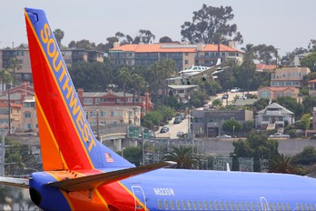 N623SW - Southwest Airlines Boeing 737-700