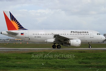 RP-C8602 - Philippines Airlines Airbus A319