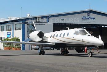 N834AF - Private Learjet 31