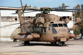035 - Israel - Defence Force Sikorsky CH-53 Sea Stallion
