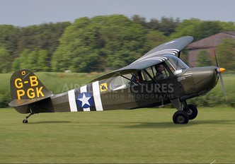 G-BPGK - Private Aeronca Aircraft Corp 7AC