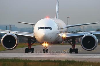 D-AALA - AeroLogic Boeing 777-200F