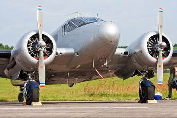 PH-KHV - Private Beechcraft 18 Twin Beech, Expeditor