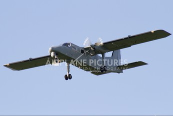 G-CGTC - UK - Police Services Britten-Norman BN-2T-4S Islander