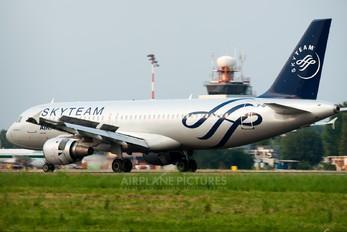 F-GFKY - Air France Airbus A320
