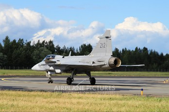 39212 - Sweden - Air Force SAAB JAS 39C Gripen