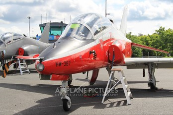 HW-367 - Finland - Air Force British Aerospace Hawk 65 / 65A