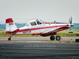 N627JP - Padgett Ag Air  Air Tractor AT-802