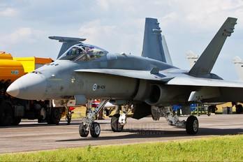 HN-434 - Finland - Air Force McDonnell Douglas F/A-18A Hornet
