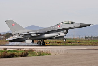 E-602 - Denmark - Air Force General Dynamics F-16A Fighting Falcon