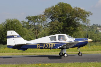 G-AXNP - Private Beagle B121 Pup
