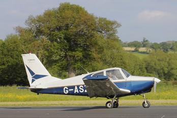 G-ASZS - Private Gardan GY-80 Horizon