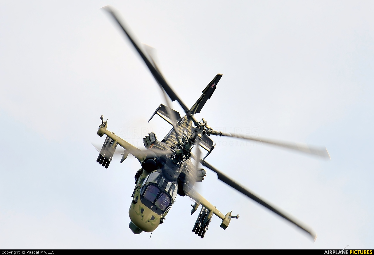 Russia - Air Force 063 aircraft at Paris - Le Bourget