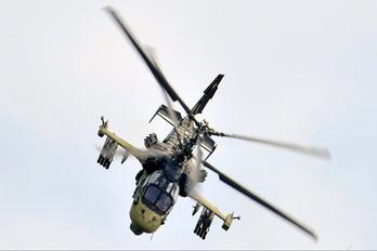 063 - Russia - Air Force Kamov Ka-52 Alligator