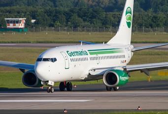 D-AGEU - Germania Boeing 737-700