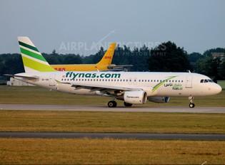 OE-IBV - Nas Air - National Air Services Airbus A320