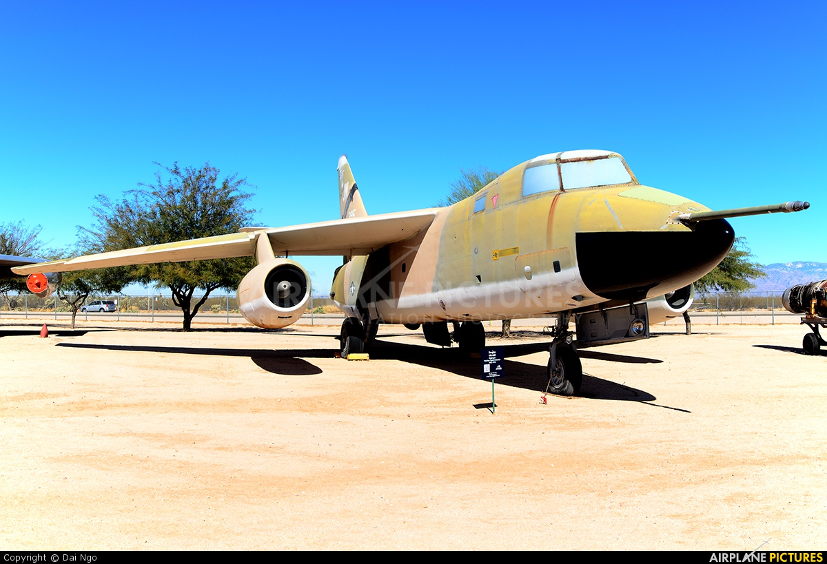 USA - Air Force 55-0395 aircraft at Tucson - Pima Air & Space Museum
