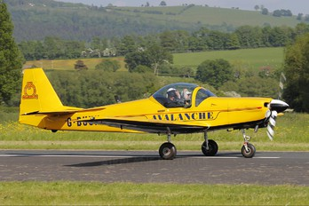 G-BUUK - Avalanche Aviation Slingsby T.67M Firefly