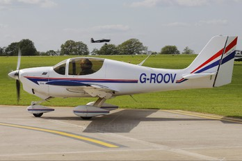 G-ROOV - Private Europa Aircraft Europa