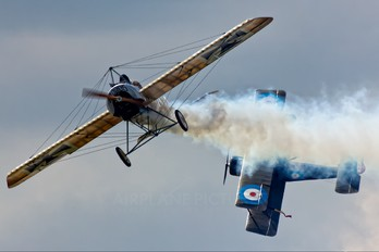 OK-OUP 01 - Private Fokker E III (replica)