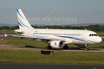 LY-VEU - Avion Express Airbus A319