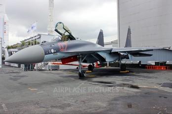 07 - Russia - Air Force Sukhoi Su-35