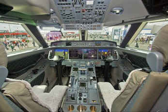 N650PH - Gulfstream International Airlines Gulfstream Aerospace G650, G650ER