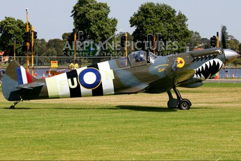 VH-NKM - Private Supermarine Spitfire Mk.26 (replica)