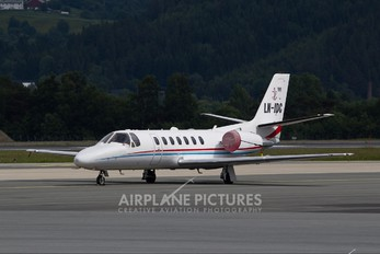 LN-IDC - Hesnes Flyinvest A/S Cessna 560 Citation Encore