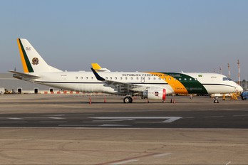 2592 - Brazil - Air Force Embraer ERJ-190-VC-2
