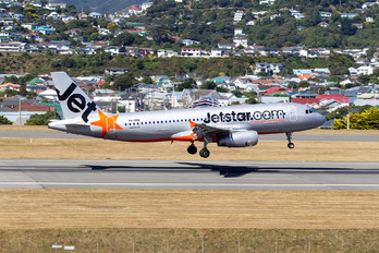 VH-VGA - Jetstar Airways Airbus A320