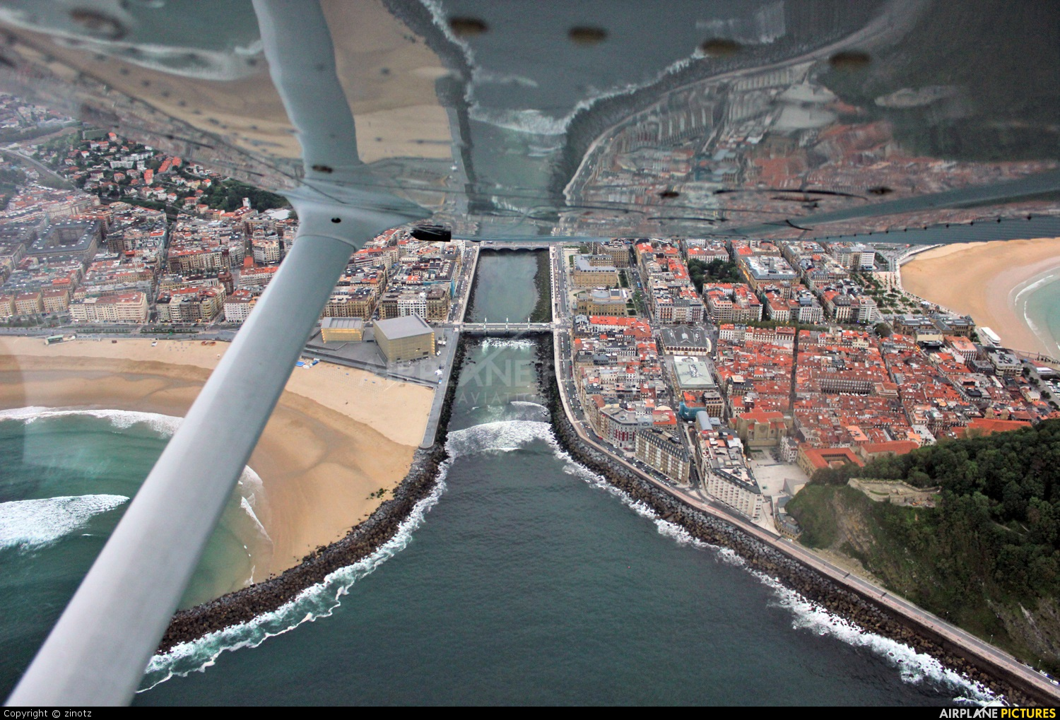 Private EC-KPN aircraft at In Flight - Spain