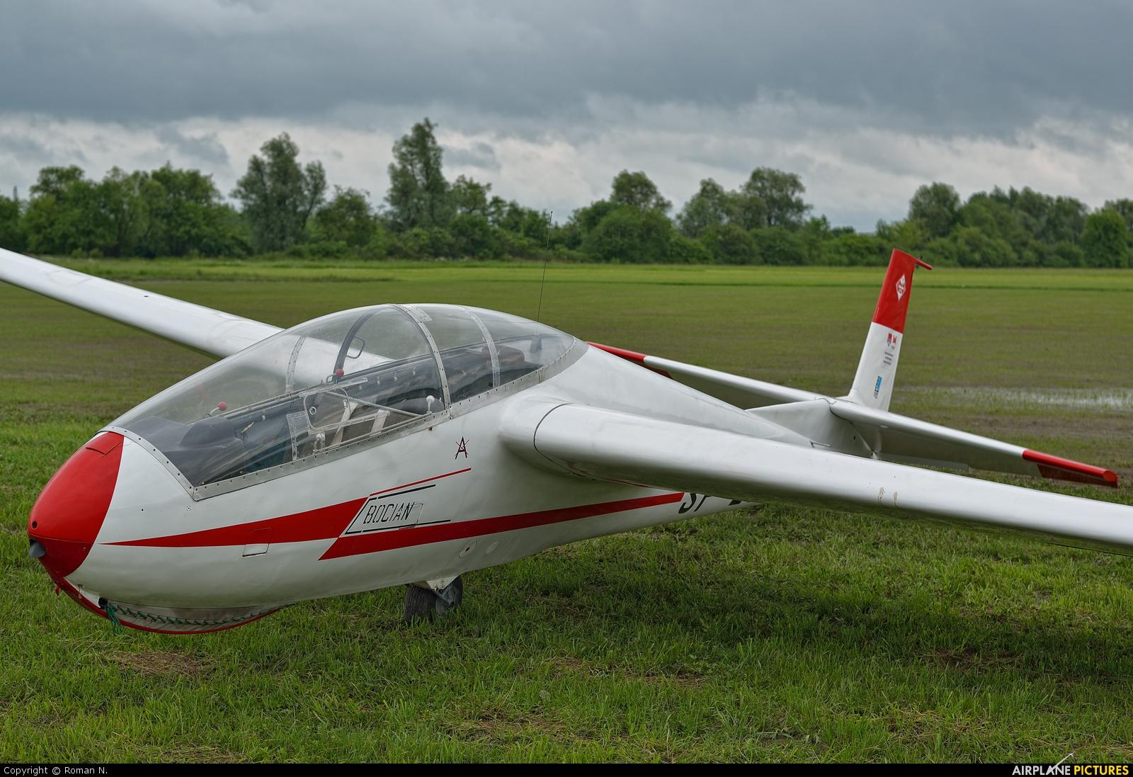 Aeroklub Ziemi Mazowieckiej SP-2812 aircraft at Płock
