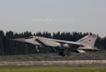 12 - Russia - Air Force Mikoyan-Gurevich MiG-31 (all models)