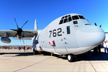 166762 - USA - Marine Corps Lockheed KC-130J Hercules
