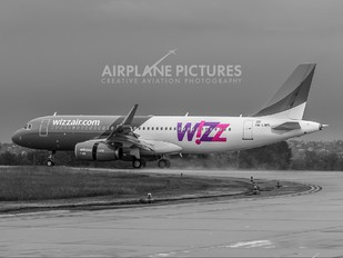 HA-LWS - Wizz Air Airbus A320