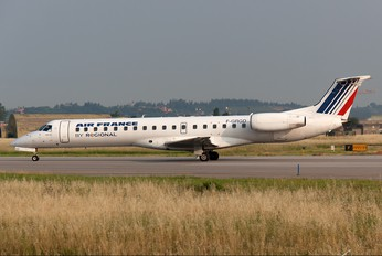 F-GRGD - Air France - Regional Embraer ERJ-145