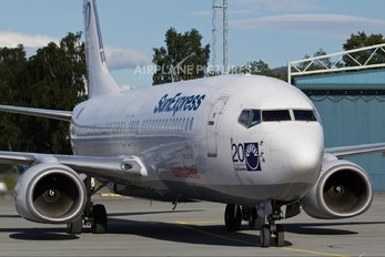 TC-SUV - SunExpress Boeing 737-800