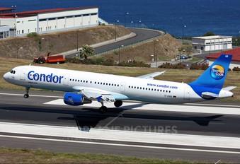 D-AIAB - Condor Airbus A321