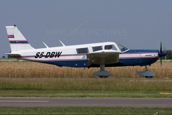 S5-DBW - Private Piper PA-32 Cherokee Six