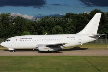 YU-ANP - Aviogenex Boeing 737-200